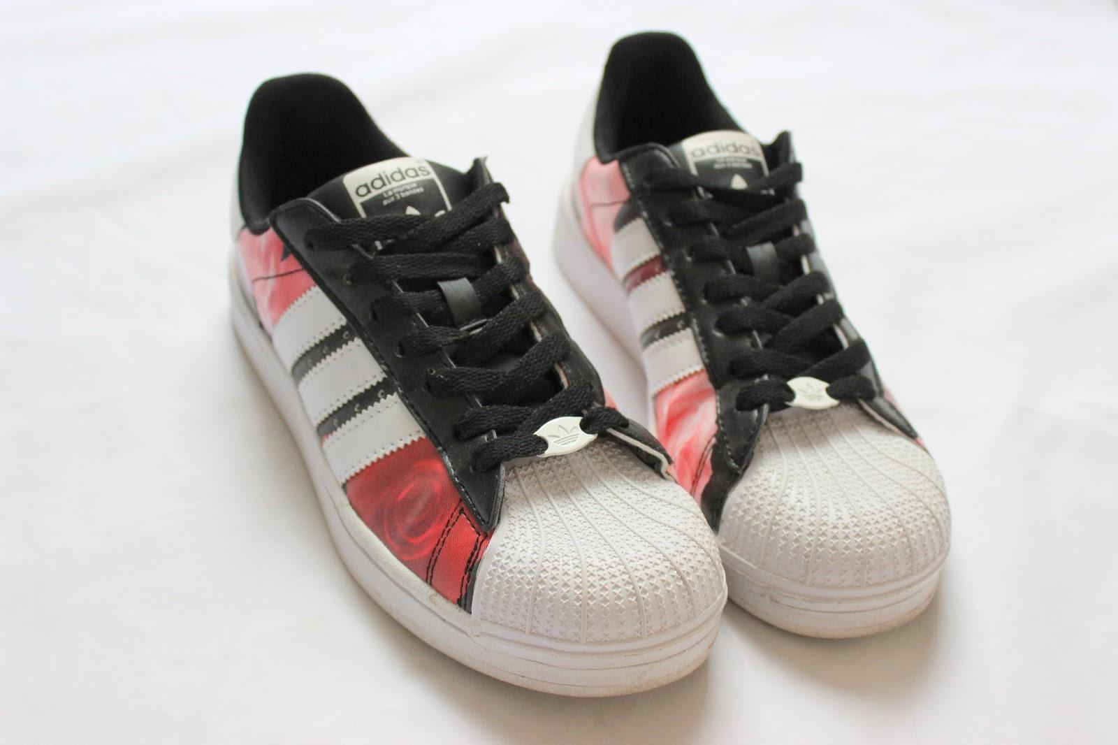 Vandaag Adidas De Mijn Versie Superstars Je In Ik Laat Rose Nieuwe Zien AZxAX