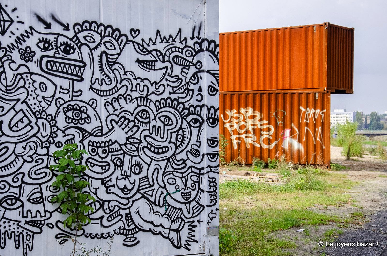 Poznan - street art