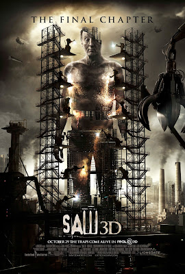 Saw 3D: The Final Chapter (2010) Poster