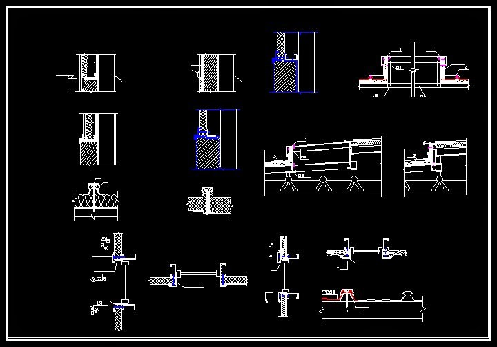 Cad drawings free download steel structure details cad Building structural design software free download