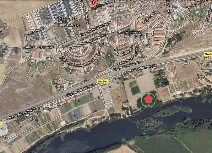 Garrido monumental lugares para aplacar el calor la for Piscinas garrido