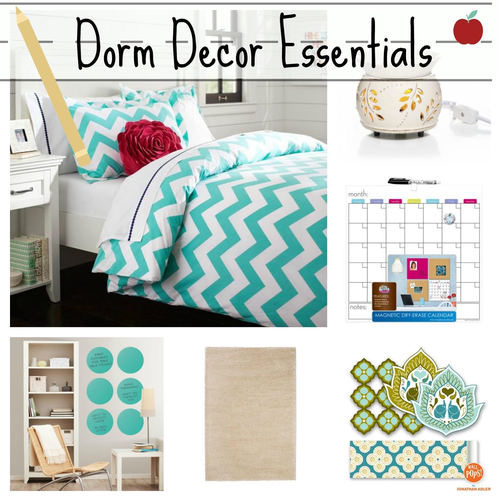 The beauty diyer dorm decor essentials for Room decor essentials
