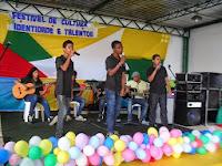 cultureel feest in Ceifar