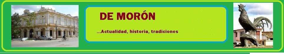 DE MORÓN