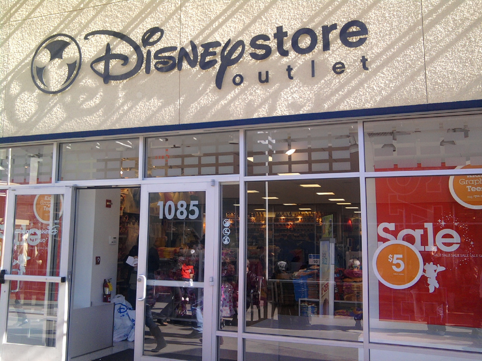 Image Result For Disney Outlet Store