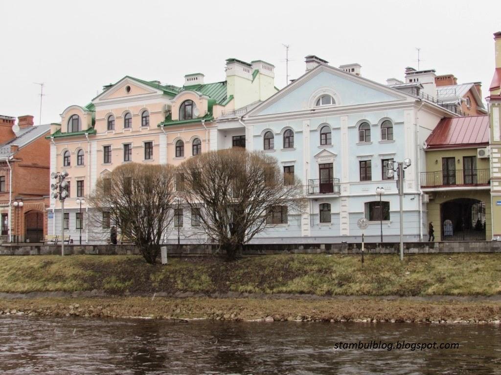 Псков город церквей