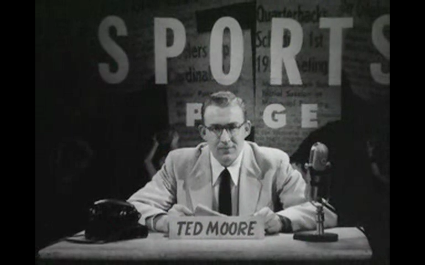 RIP TED MOORE