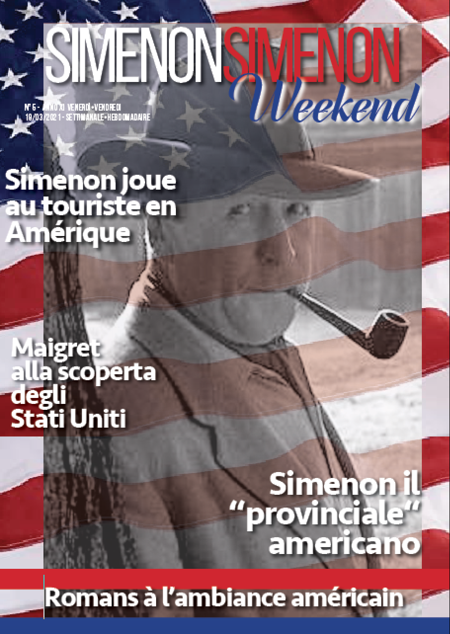 SIMENON SIMENON WEEKEND N.5