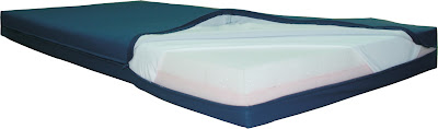 colchao anti escaras para camas articuladas ou hospitalares ou de hospital Ninfa