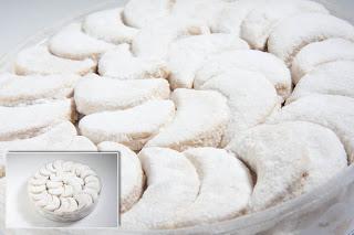 Resep Kue Lebaran | Kue Putri Salju
