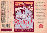 Odell Runooff Red IPA
