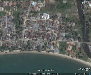 Kota Pandan, Tapanuli Tengah Mulai Menunjukkan kemajuan