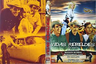 Carátula 1: Vidas rebeldes 1961