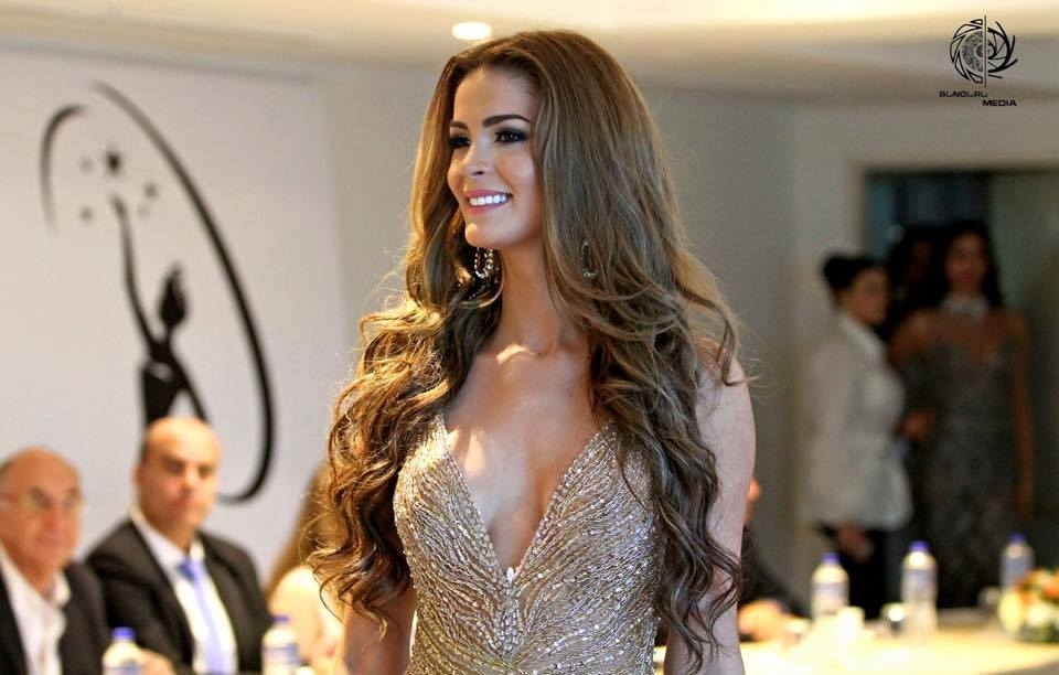Eye For Beauty If I Were A Judge Miss Universe Peru 2015