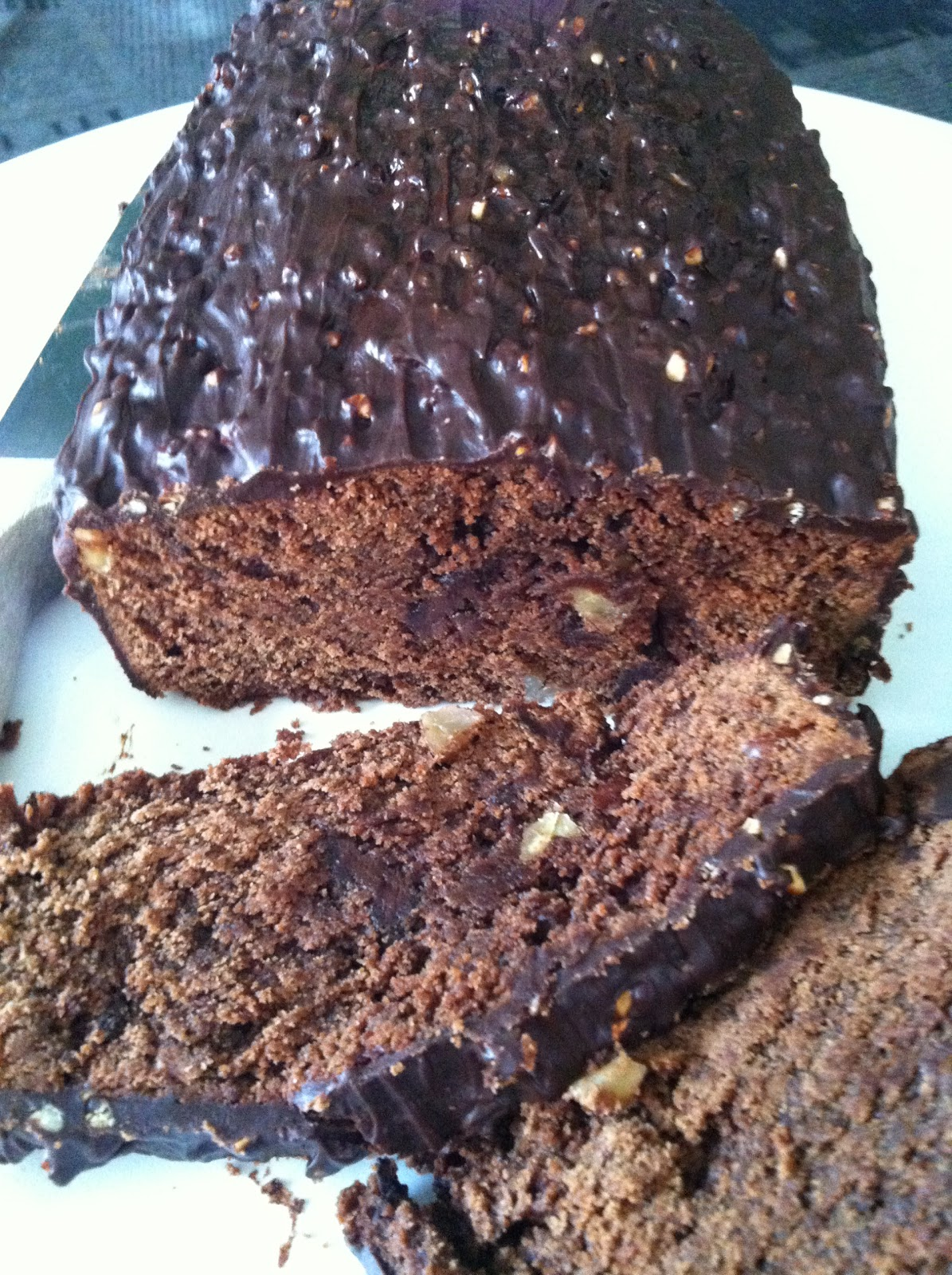 """alt=""""cake chocolat noisettes"""""""