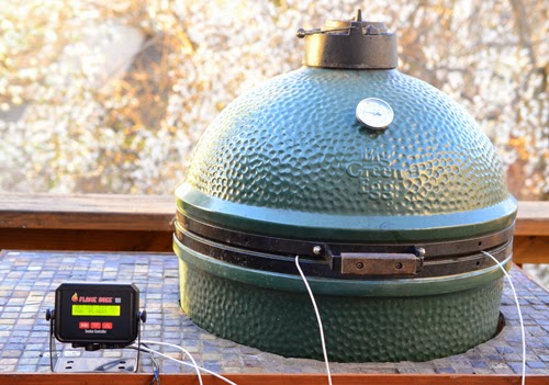 Flame Boss, Big Green Egg, Big Green Egg controller