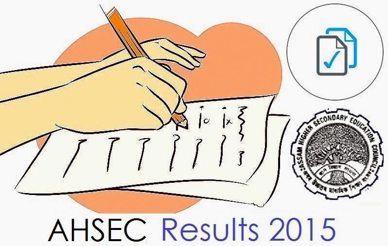 Assam HS Results 2017