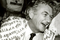 Yard Glass Bob Hawke