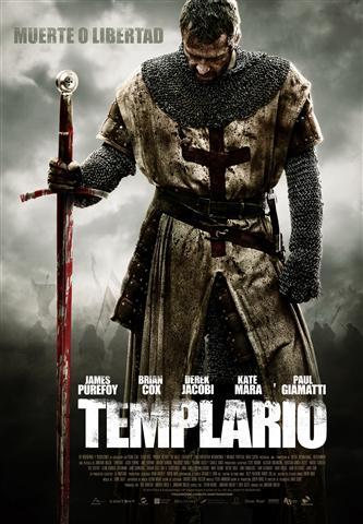 Templario póster
