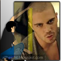 Max George Height - How Tall