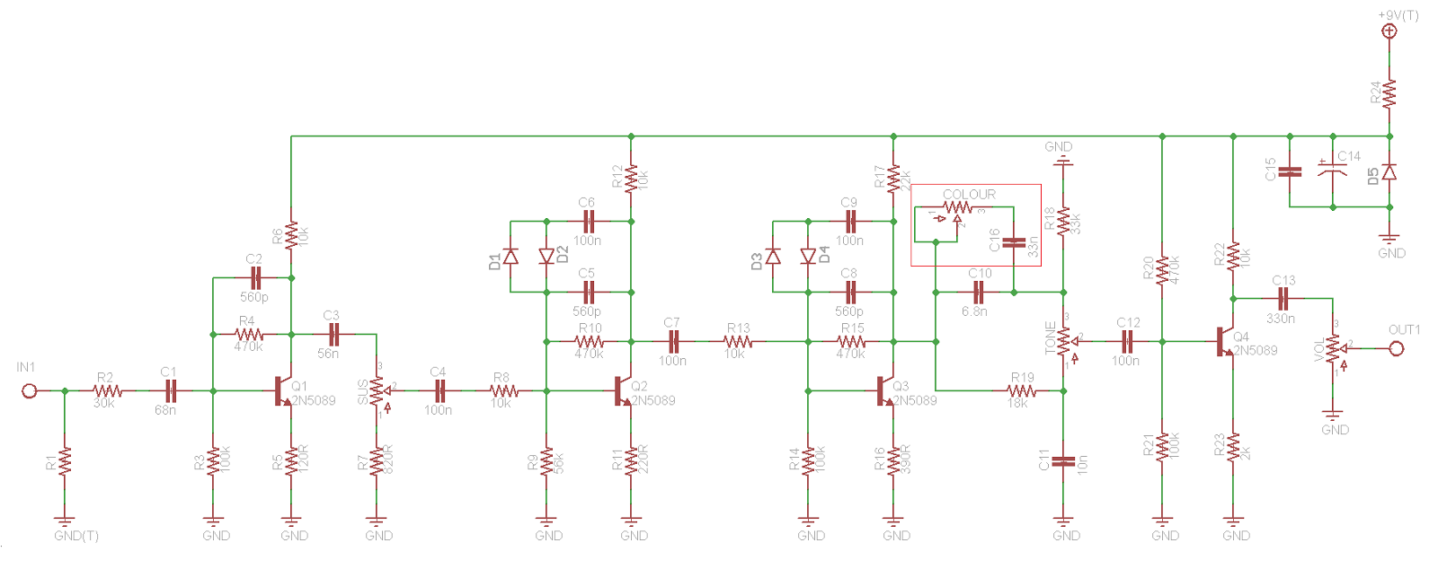 Diy guitar pedal blog mojohand iron bell fuzz this schematic ive found in the madbeanpedal forums posted by matt croquet hoop thanks a lot pooptronica Image collections