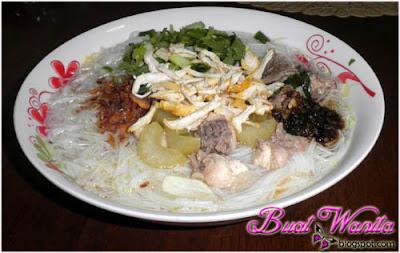 Resepi Mudah Bihun Sup Soto Sedap. Cara Masak Bihun Sup Soto Best. Cara Buat Bihun Sup Soto Johor.