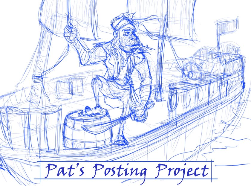 Pat's Posting Project