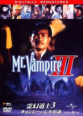 ผีกัดอย่ากัดตอบ ภาค 3 Mr.Vampire 3
