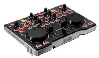 media markt controladora DJ hercules