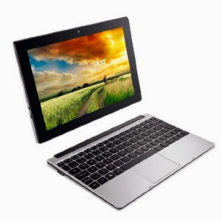 Acer One S1001 10-inch 2-in-1 Touchscreen Laptop