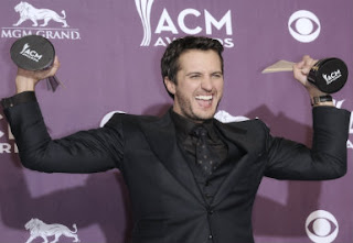 Luke Bryan-ACM Awards 2013