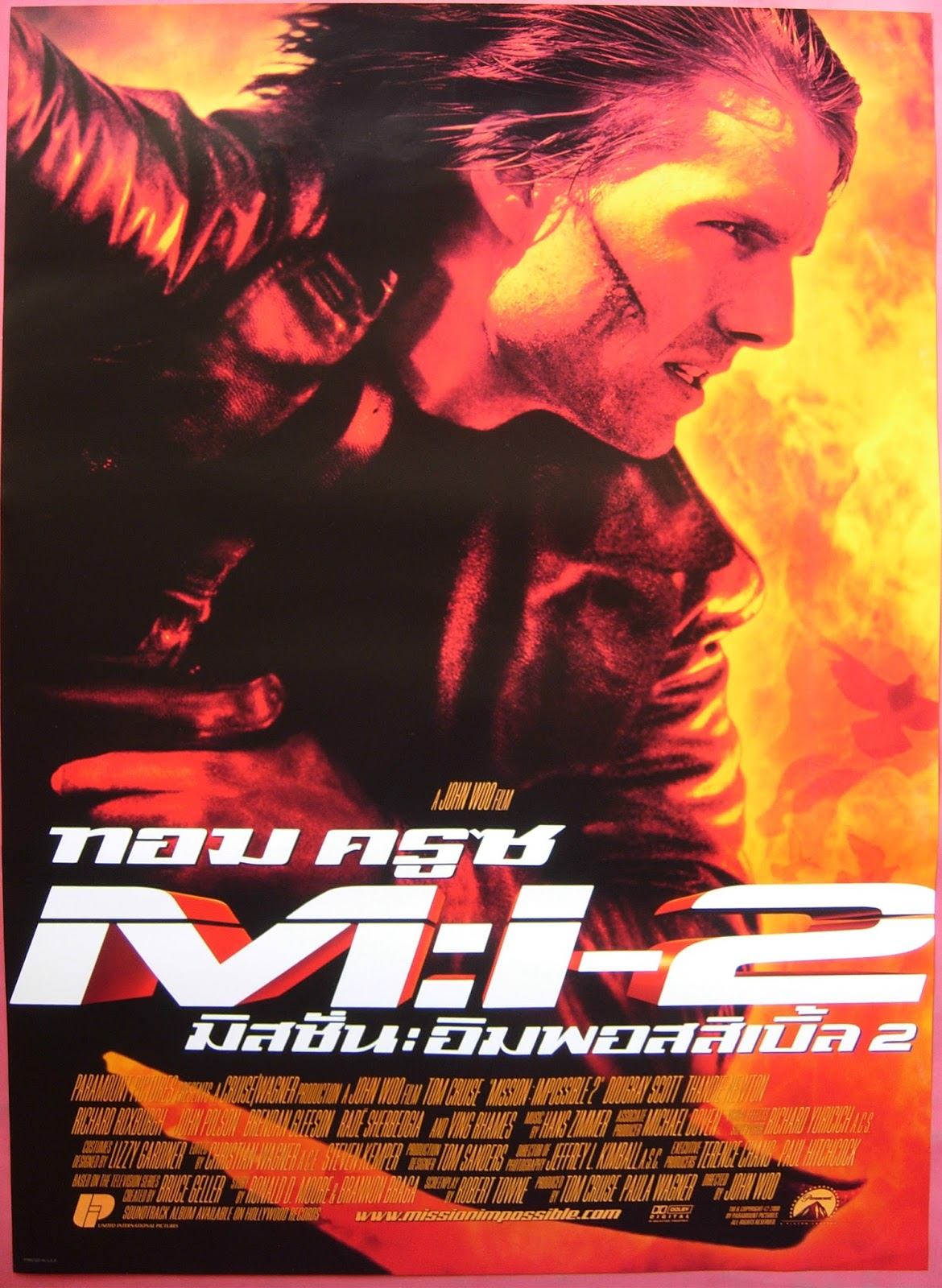 mission: impossible 2 - full movie download (m:i-2) | hollywood