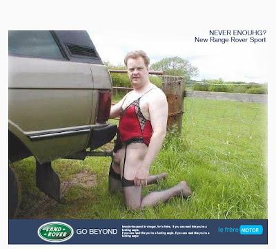 """""""Land Rover"""", """"anuncio"""", """"publicidad"""", """"imposible"""", """"never enough"""""""