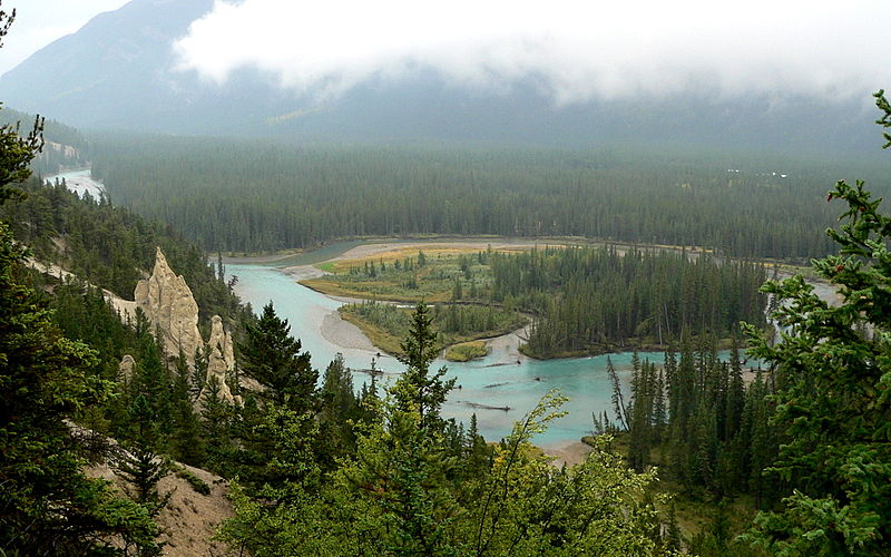 Things To Do And See In Banff Bow River