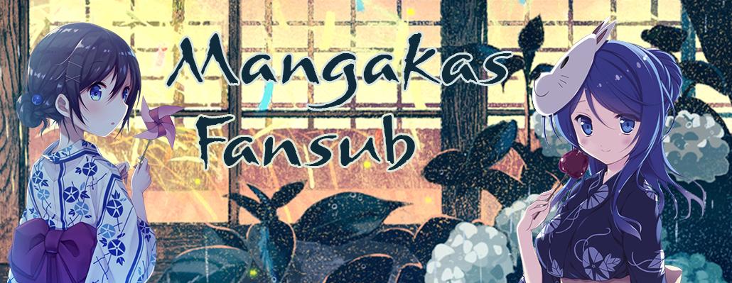 Mangakas fansub