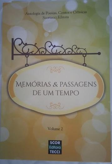Antologia de Poemas, Contos e Crônicas
