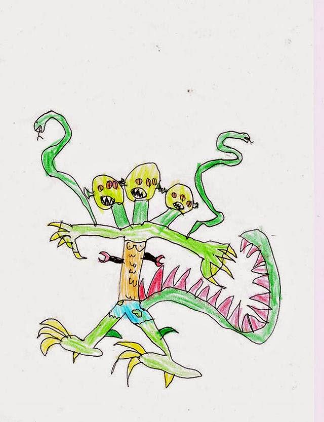Pais criativos transformam desenhos dos filhos em bichos de pelúcia.