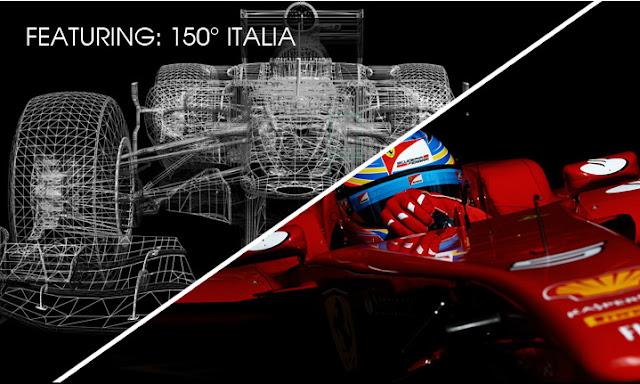 Ferrari F1 150º Virtual Academia