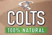 COLTS 100% NATURAL ( コルツ 100% ナチュラル ) のパッケージ画像