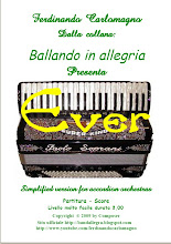 Music very easy for Accordion Orchestra