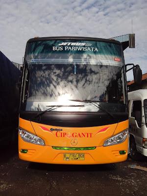 Daftar Harga Sewa Bus Pariwisata