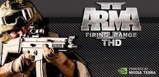 Arma II: Firing Range THD apk - Android nvidia Tegra Game
