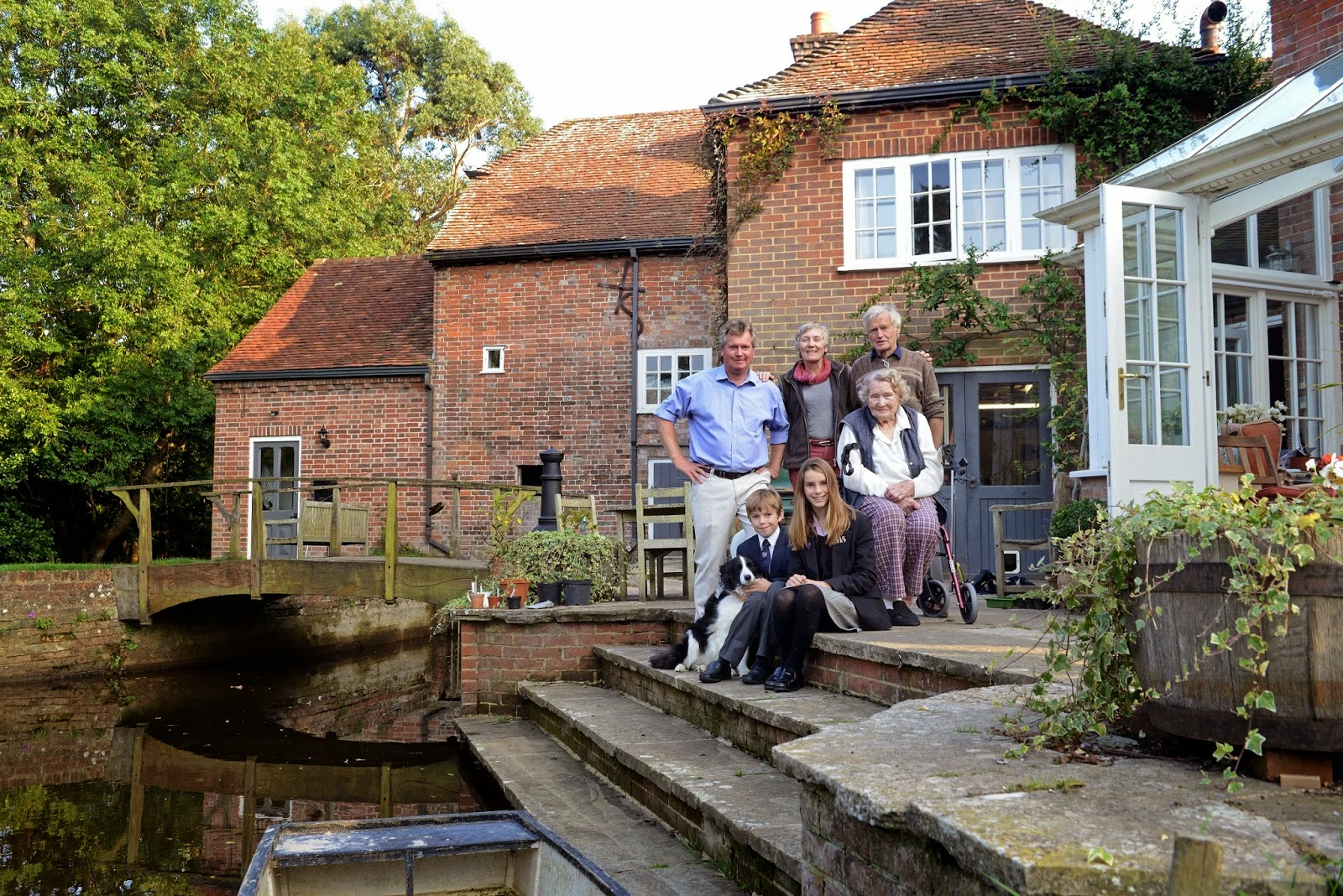 Efford Mill in Lymington has drastically reduced their energy costs.
