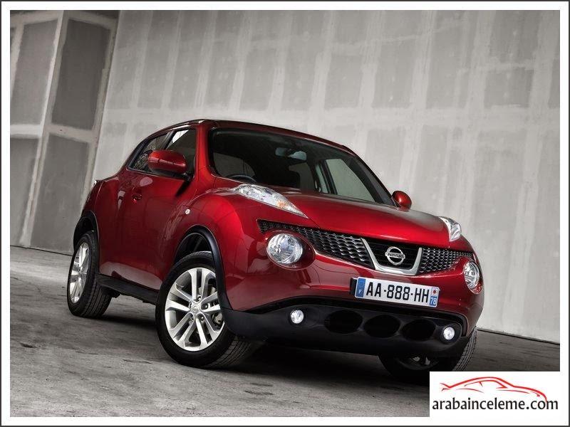 Nissan Juke inceleme Resimleri
