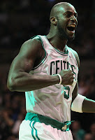 Kevin Garnett and the Boston Celtics are underdogs now. Even though the numbers favor them.