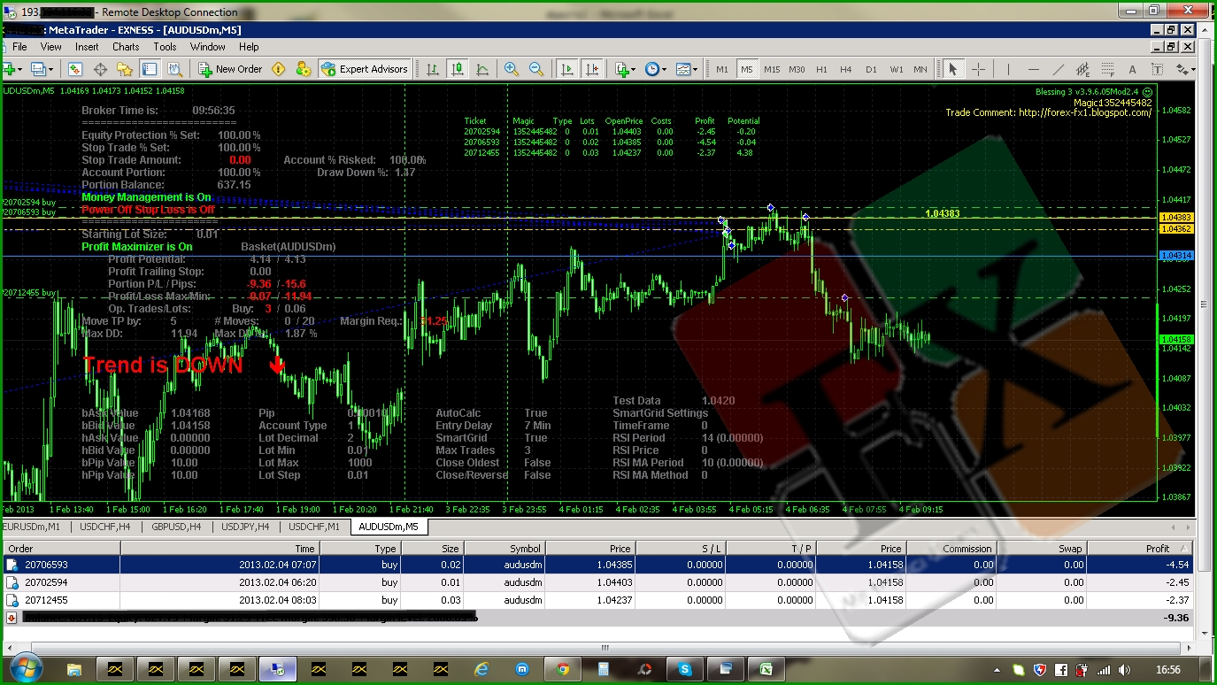 Vps forex exness