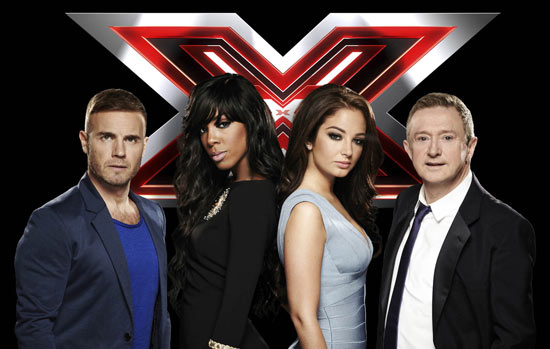 X Factor Judges 2011 Names X Factor Judgin...