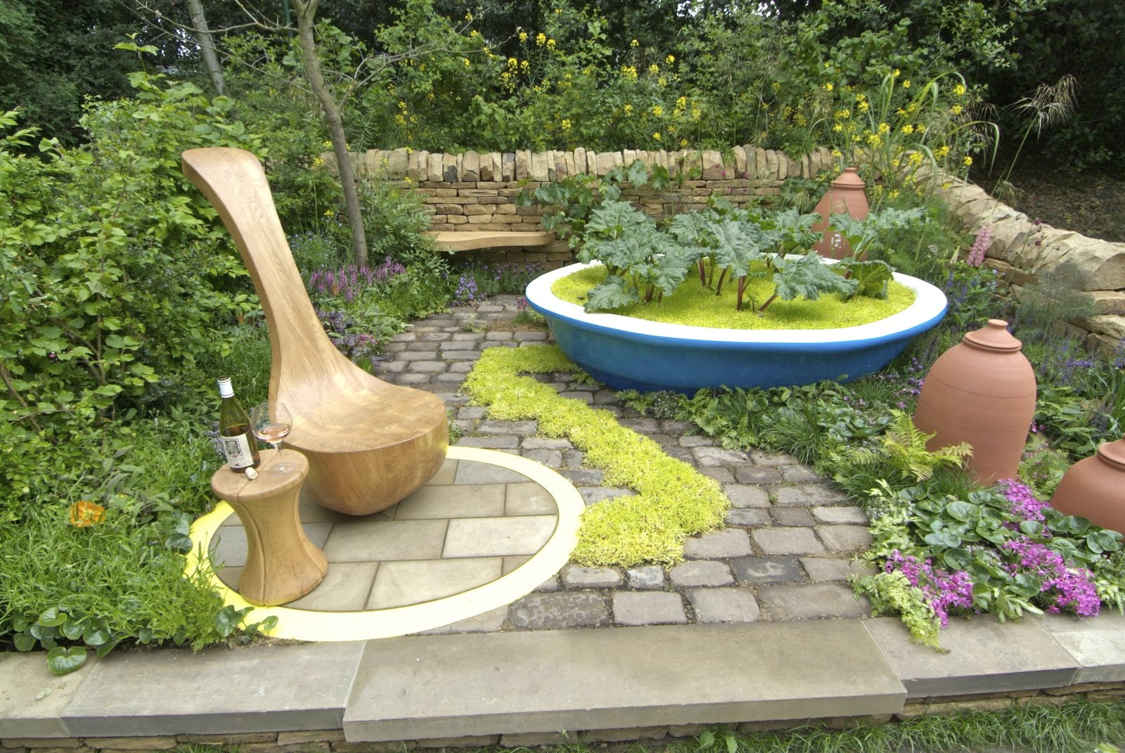 LANDSCAPE DESIGN + MORE: WHIMSY IN THE GARDEN