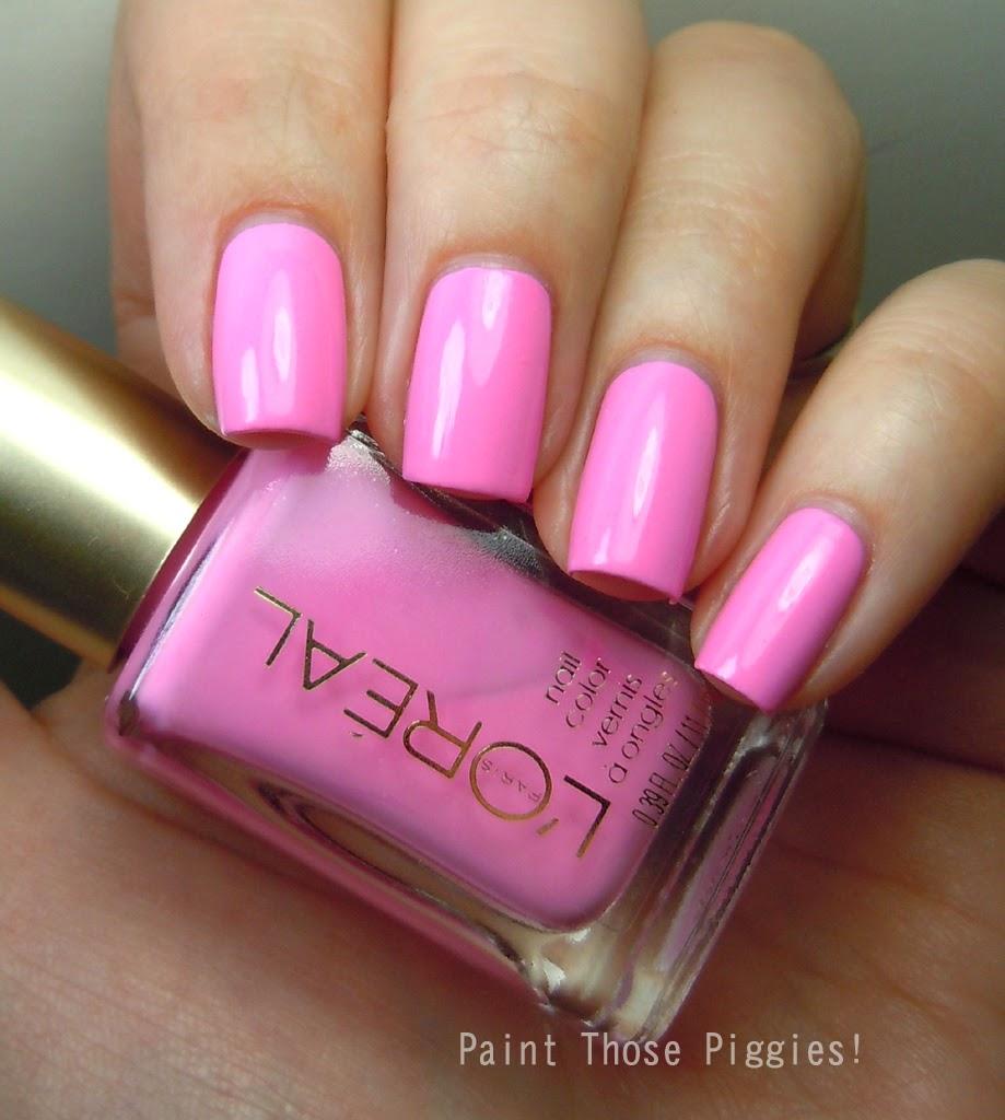 Acid Yellow Nail Polish: Paint Those Piggies!: August 2014