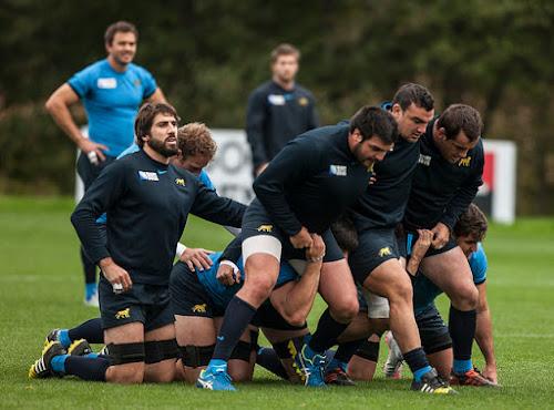 Los Pumas e Irlanda van por un lugar en semis